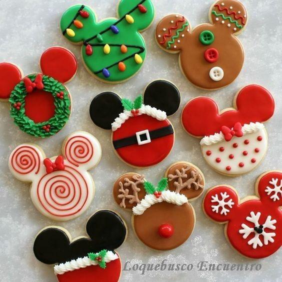 Galletitas Decoradas Navidad