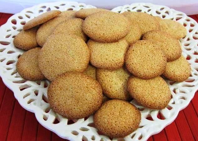 galletitas dulces caseras
