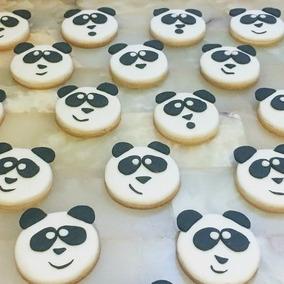 Galletitas Y Cupcakes De Oso Panda