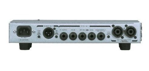 gallienkrueger mb 500 500 watt amplificador de bajo cabeza