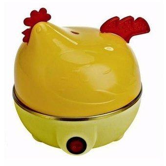 gallina automática eléctrica hierve huevos