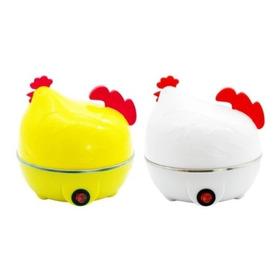 Gallina Eléctrica Cocinador Hervidor De 7 Huevos