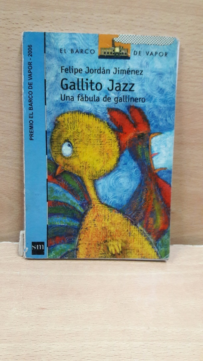 LIBRO EL GALLITO JAZZ EPUB