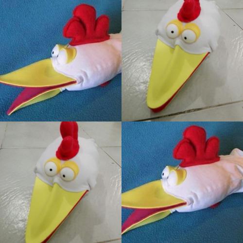 gallo, los mejores títeres!!!