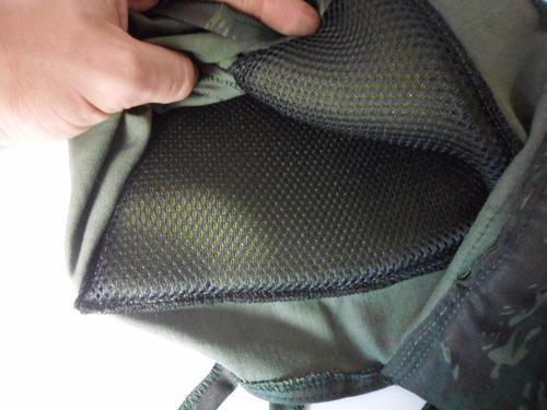galo de raça 2 bolsas acolchoadas para transporte