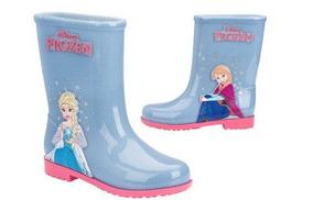 7541b4244ef Galochas Infantis Menina Frozen Numero 33 34 - Sapatos no Mercado ...