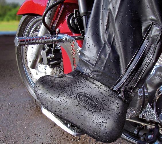 7e6f08c0dde Galocha Moto Motoqueiro Polaina Bota Borracha - R  61