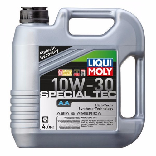 galon liqui moly 10w30 specialtec 4lt aleman full sintetico