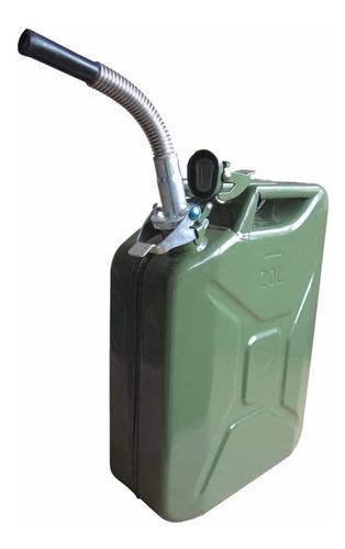 galonera para combustible 20 litros