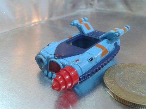 galoob - adaptador auto tipo micro machines de 1989