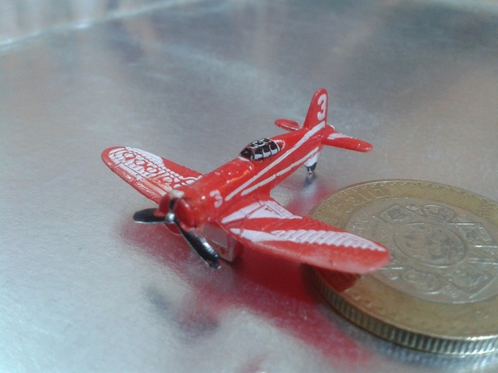 Galoob avion tipo micro machines de 1989 en - Avion hot wheels ...