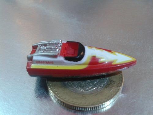 galoob - bote de carreras tipo micro machines de 1987