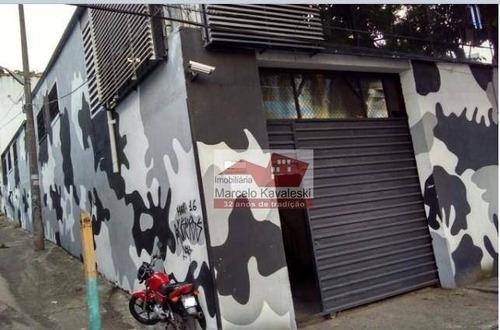 galpao a venda rua abagiba - ga0231