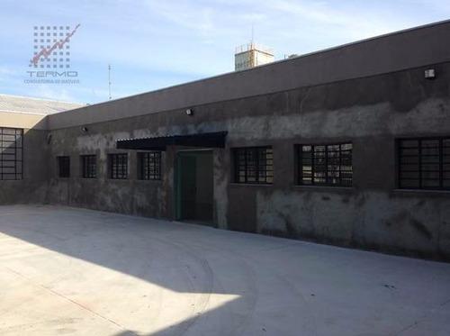 galpao - bairro do socorro  - ref: 1578 - l-1578