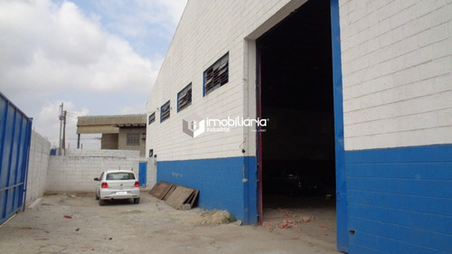 galpao - cidade industrial satelite de sao paulo - ref: ga83 - l-ga83