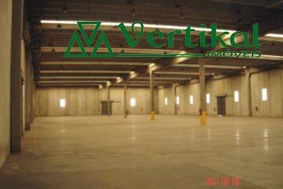 galpao comercial para locacao, alphaville industrial, barueri - ga0004. - l-313