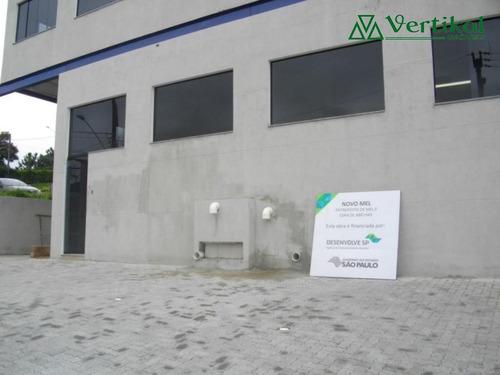 galpao comercial para locacao, centro empresarial capuava, - l-925