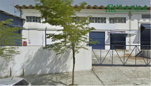 galpao comercial para locacao, vila jaragua, sao paulo. - l-1236