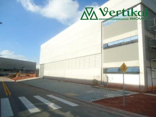 galpao industrial a venda, centro empresarial raposo tavares, vargem grande paulista. - l-1077