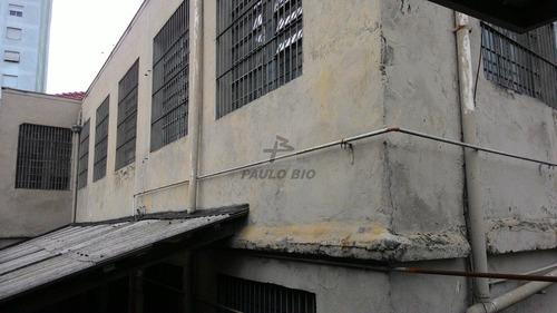 galpao industrial - belenzinho - ref: 6580 - v-6580