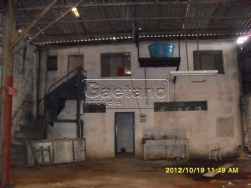 galpao industrial - cangaiba - ref: 5785 - l-5785