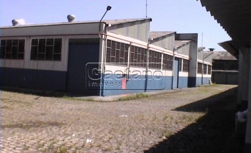 galpao industrial - cidade industrial satelite de sao paulo - ref: 14876 - l-14876