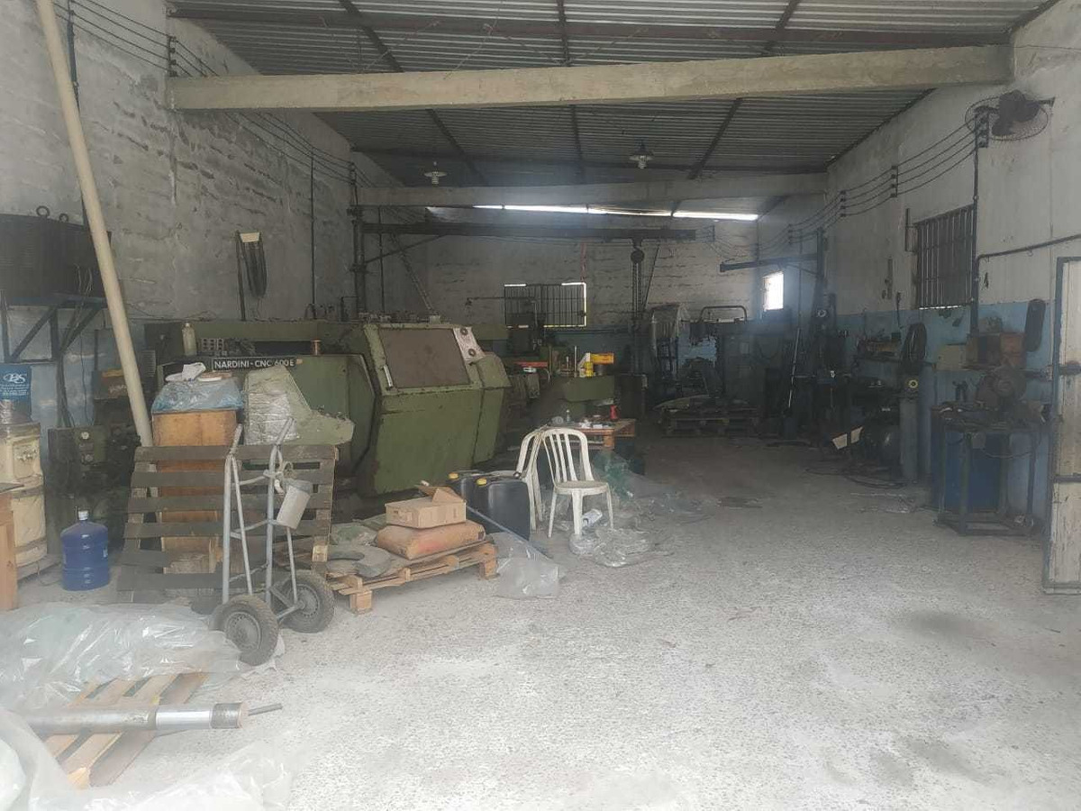 galpao industrial / comercial em santana de parnaiba
