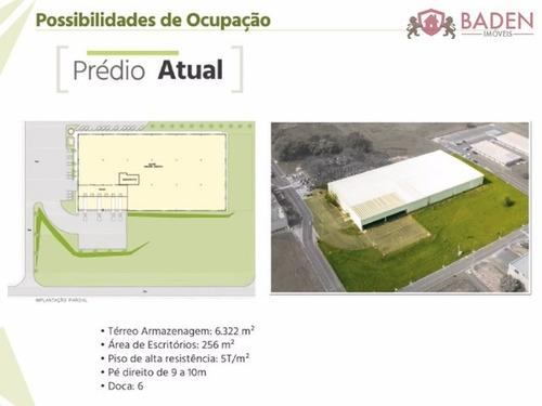 galpao industrial em hortolandia - sp, chacaras assay - gl00002