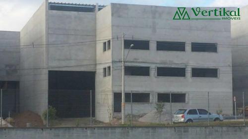 galpao industrial para locacao, centro empresarial raposo tavares, vargem grande paulista. - l-1858