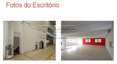 galpao industrial - vila esplanada - ref: 17381 - l-17381