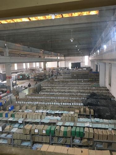 galpao industrial - vila virginia - ref: 5575 - v-5575