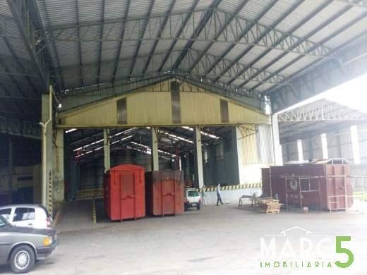 galpao - loteamento industrial coral - 963