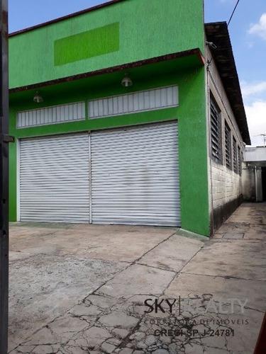 galpao - vila arriete - ref: 9810 - l-9810