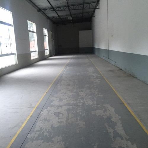 galpão - 1251 m² - área total -  otima localização - 1184