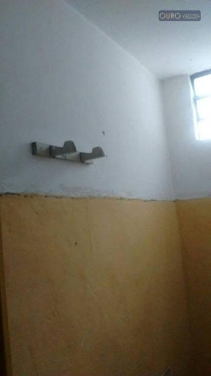 galpão  240m2, com 2 wc,02 salas - alto da mooca - sl0110