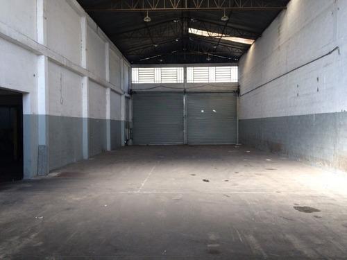 galpão 287 m² com pé direito de 8 m  em são caetano do sul - 795