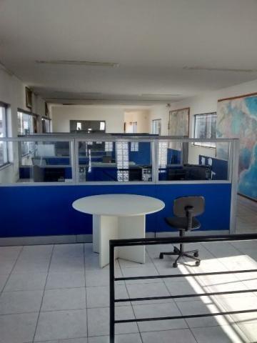 galpão 4.000 m² - com salas, refeitório - ga0019