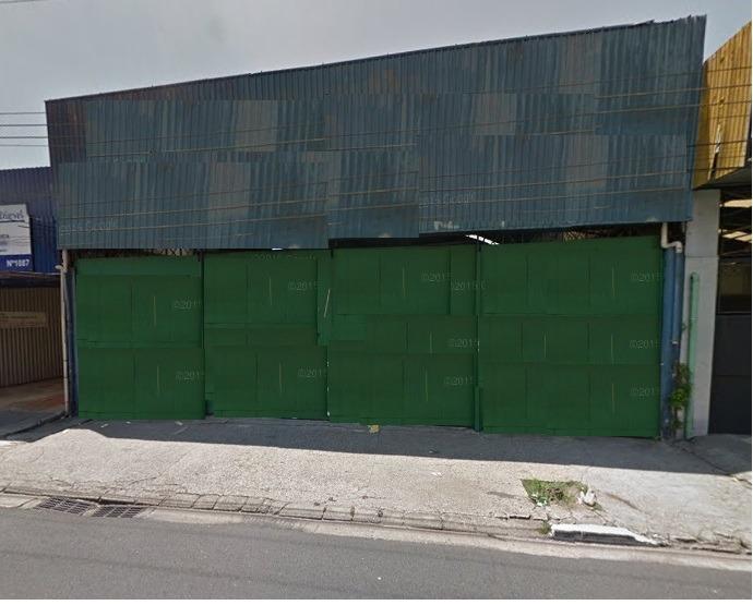 galpão 650 m² juntas provisoria - 598