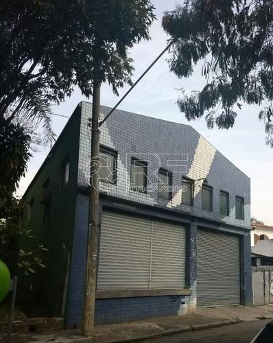galpão á venda e para aluguel em vila regente feijó - ga004599