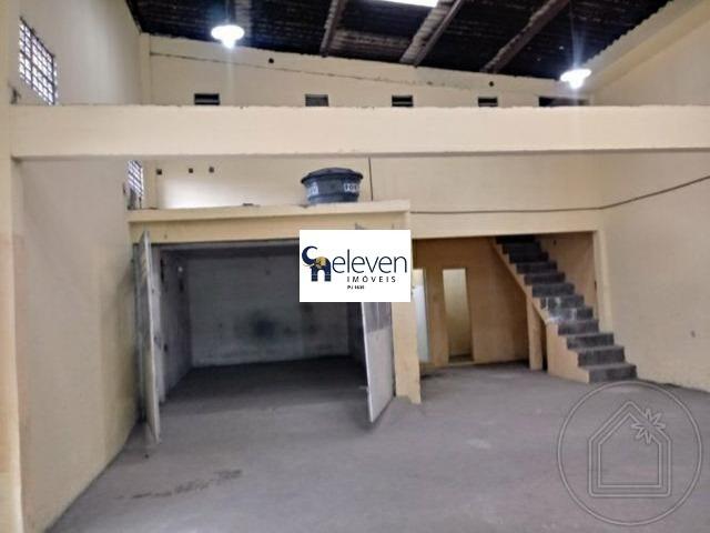 galpão a venda no garcia, salvador com 500 m², escritório/mezanino e, 2 banheiros , 7 vagas. - gp00005 - 32578846