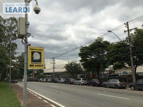 galpão alphaville industrial - barueri - ref: 431884