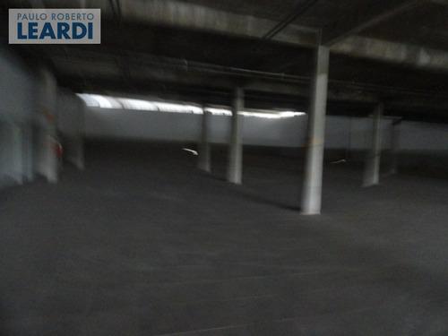 galpão alphaville industrial - barueri - ref: 435760