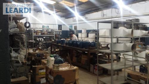 galpão aricanduva - são paulo - ref: 454978