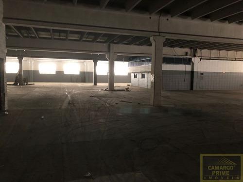galpão / armazém / depósito / logística as margens da rodovia ayrton senna - eb84370
