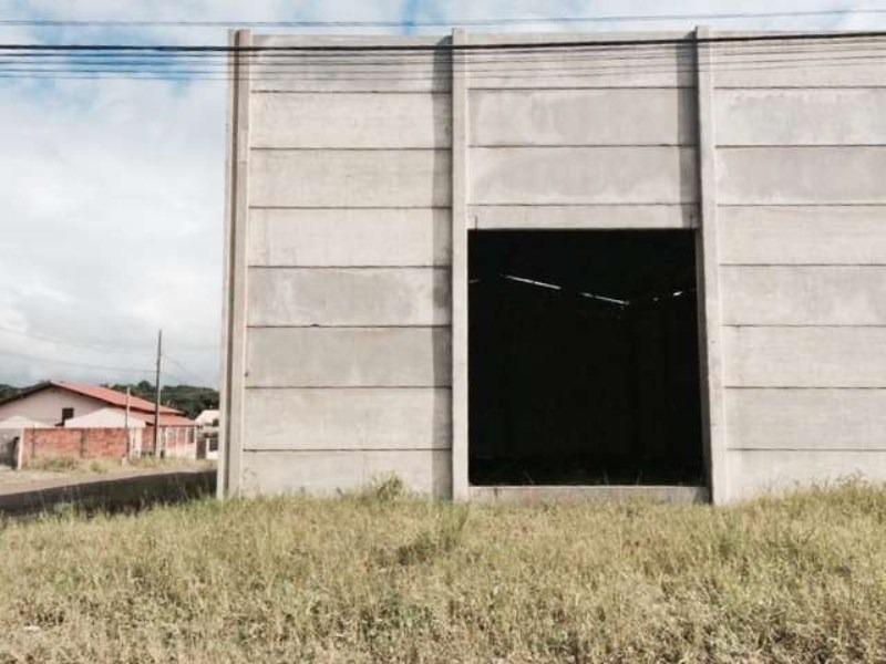 galpão / barracão residencial em penha - sc, centro - 500m