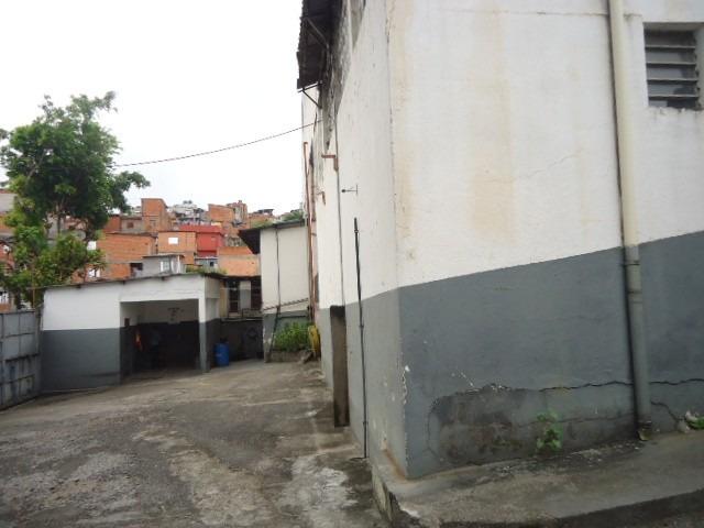 galpão - butantã - 3400 m²  confira. ref 76191