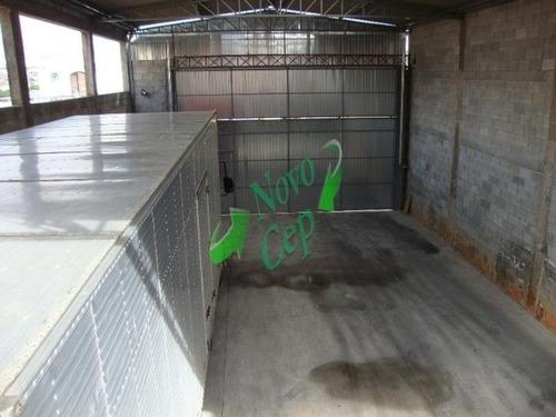 galpão - campo limpo  - gl004