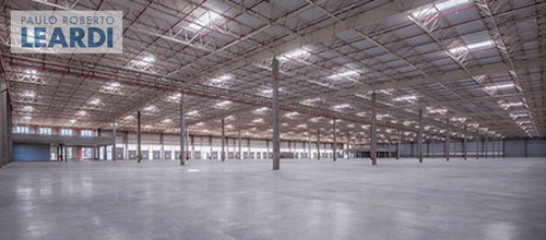 galpão centro industrial de arujá - arujá - ref: 513694
