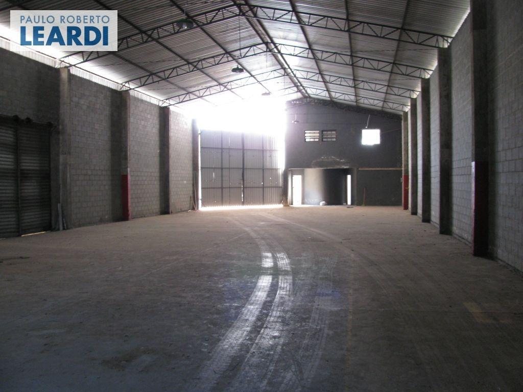galpão centro industrial de arujá - arujá - ref: 544601
