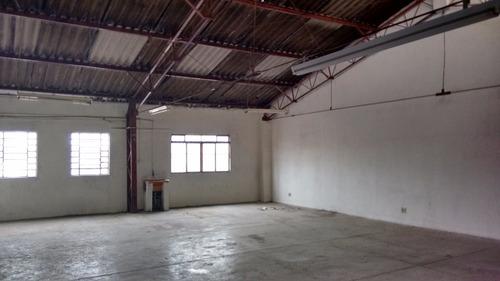 galpão c/escritório -700 mts de área - prox. av bandeirantes